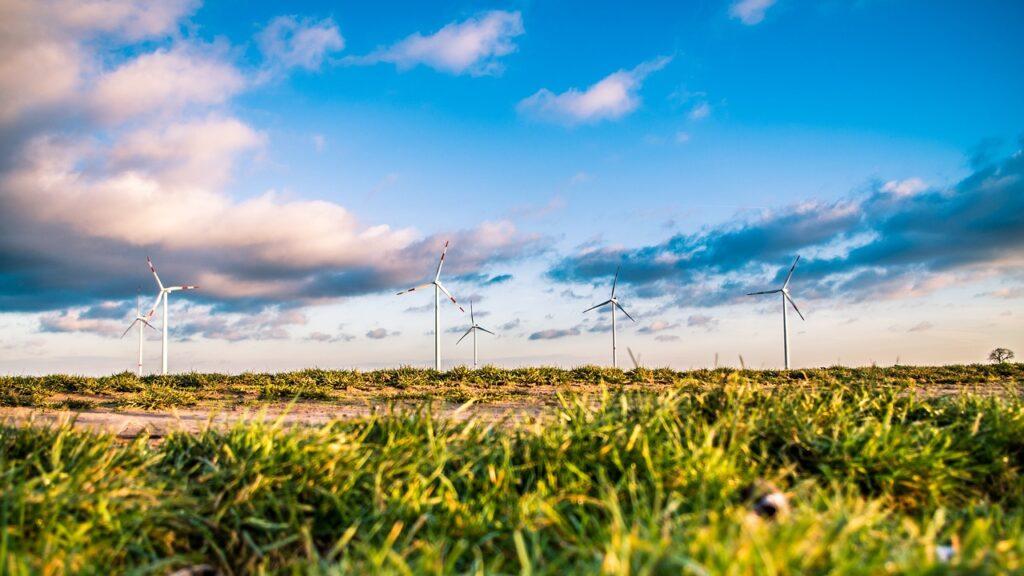 windmills, wind turbines, farm-1209335.jpg